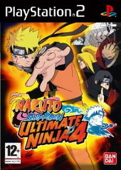 Naruto Shippuden: Ultimate Ninja 4 for PlayStation 2