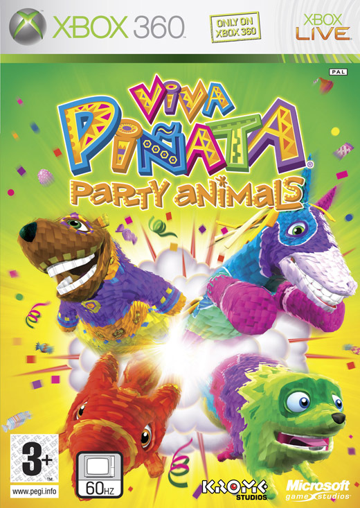 Viva Pinata: Party Animals for Xbox 360
