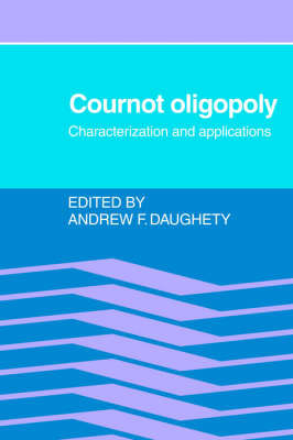 Cournot Oligopoly