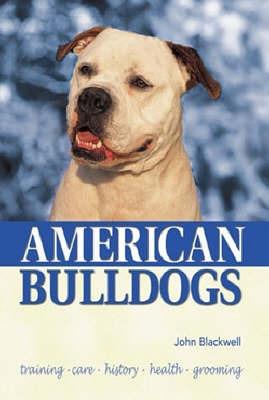 American Bulldogs by John Blackwell