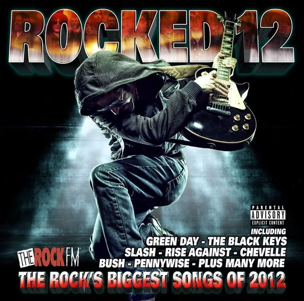Rocked 12 by Various Artists