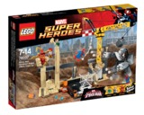 LEGO Super Heroes - Rhino and Sandman Super Villain Team-up (76037)