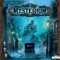 Mysterium - Board Game image