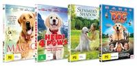 K9 Stories - 4 Dvd Set on DVD