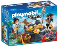 Playmobil: Pirates Treasure Hideout (6683)