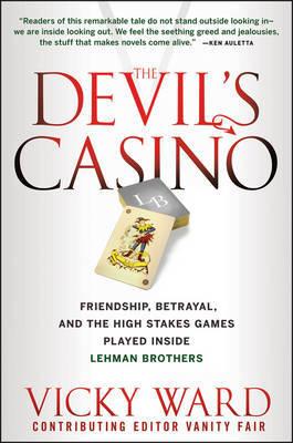 The Devil's Casino by Vicky Ward image