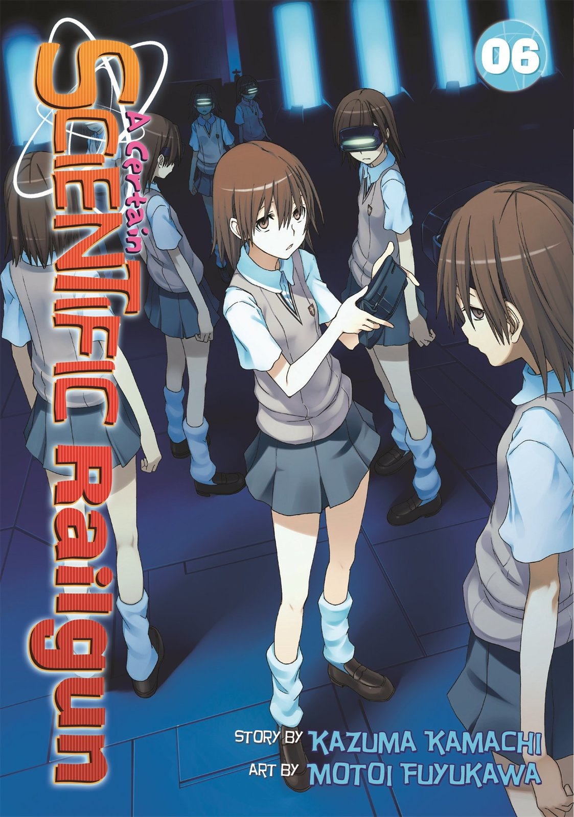 A Certain Scientific Railgun: Volume 6 by Kazuma Kamachi image