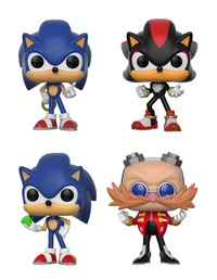 Sonic the Hedgehog - Pop! Vinyl Bundle
