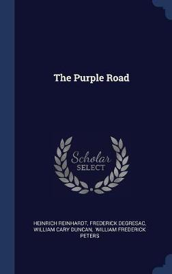 The Purple Road by Heinrich Reinhardt image