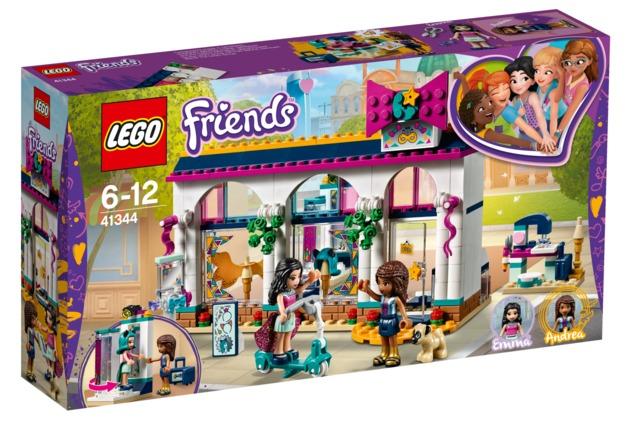 LEGO Friends - Andrea's Accessories Store (41344)