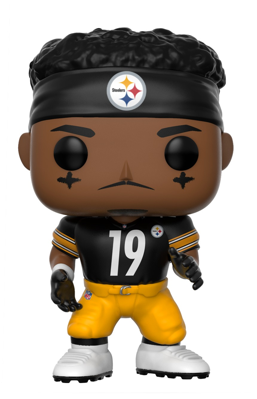 NFL - Juju Smith-Schuster Pop! Vinyl Figure image