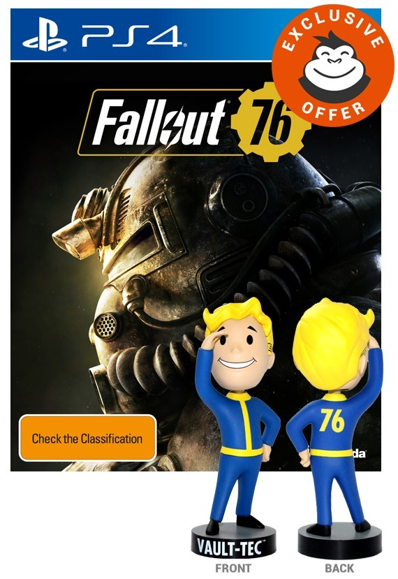 Fallout 76 for PS4 image