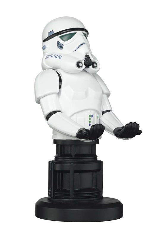 Cable Guy Controller Holder - Storm Trooper for PS4