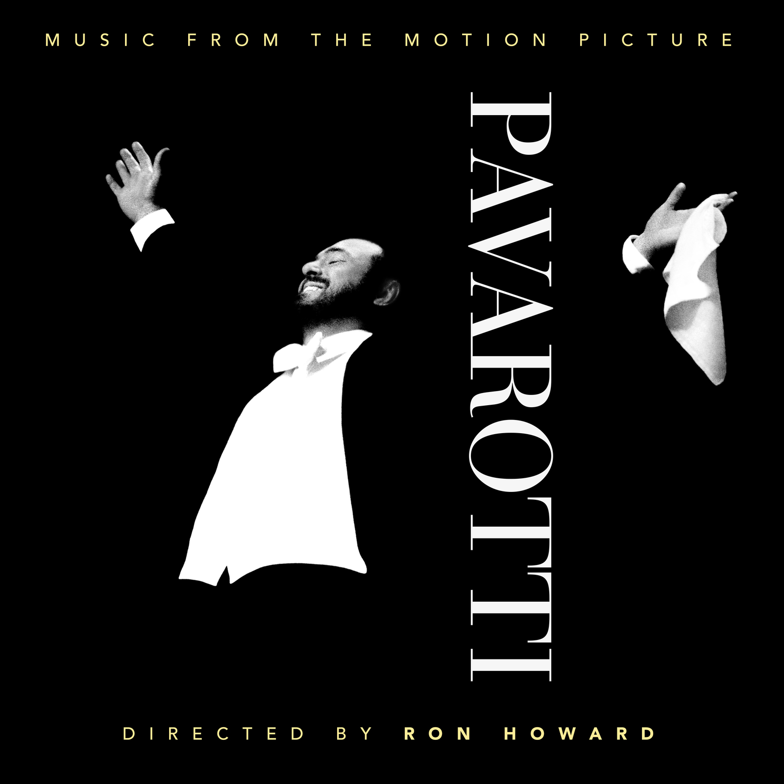 Pavarotti: Music from the Motion Picture by Luciano Pavarotti image