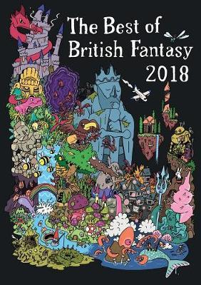 Best of British Fantasy 2018 by Steph Swainston image