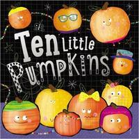 Ten Little Pumpkins by Make Believe Ideas, Ltd.
