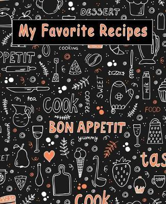 My Favorite Recipes by Paper Kate Publishing