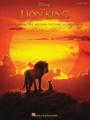 The Lion King Beginning Piano Solo by Hal Leonard Publishing Corporation