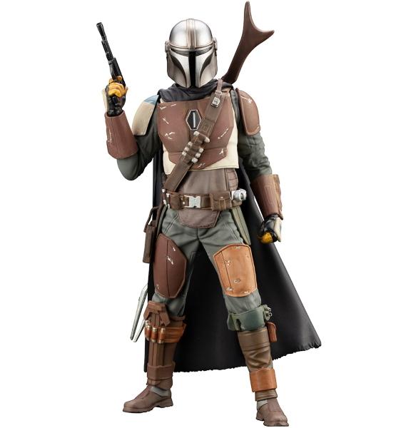 Star Wars: Artfx+ 1/10 Mandalorian - PVC Figure