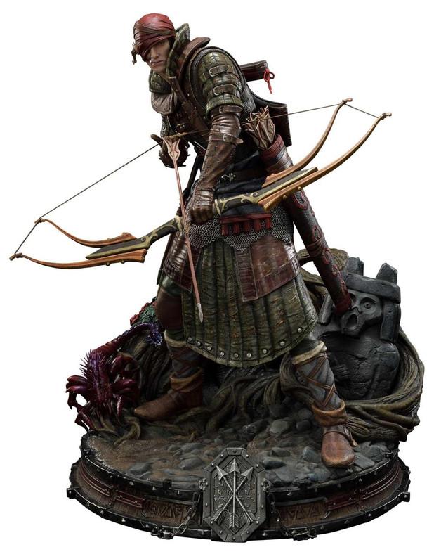 """The Witcher 2: Lorveth - 20"""" Premium Statue"""