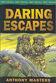 Daring Escapes by Anthony Masters image