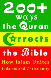 200+ Ways the Quran Corrects the Bible by Mohamed Ghounem image