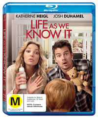 Life As We Know It on Blu-ray