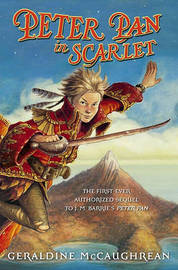Peter Pan in Scarlet by Geraldine McCaughrean image