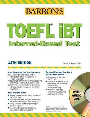 HTP TOEFL Internet Based Test by Pamela Sharpe image