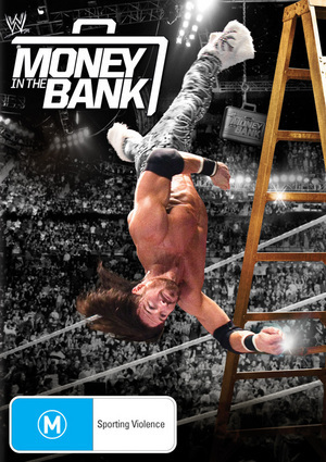 WWE: Money In The Bank 2011 on DVD