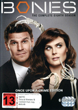 Bones - The Complete Eighth Season DVD