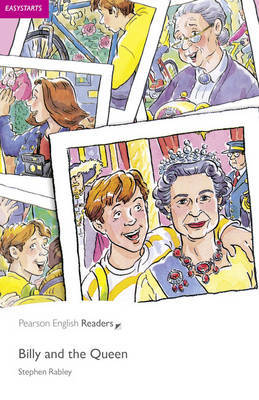 Easystart: Billy and the Queen by Stephen Rabley image