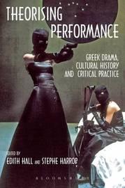 Theorising Performance image
