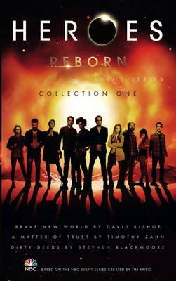 Heroes Reborn by David Bishop