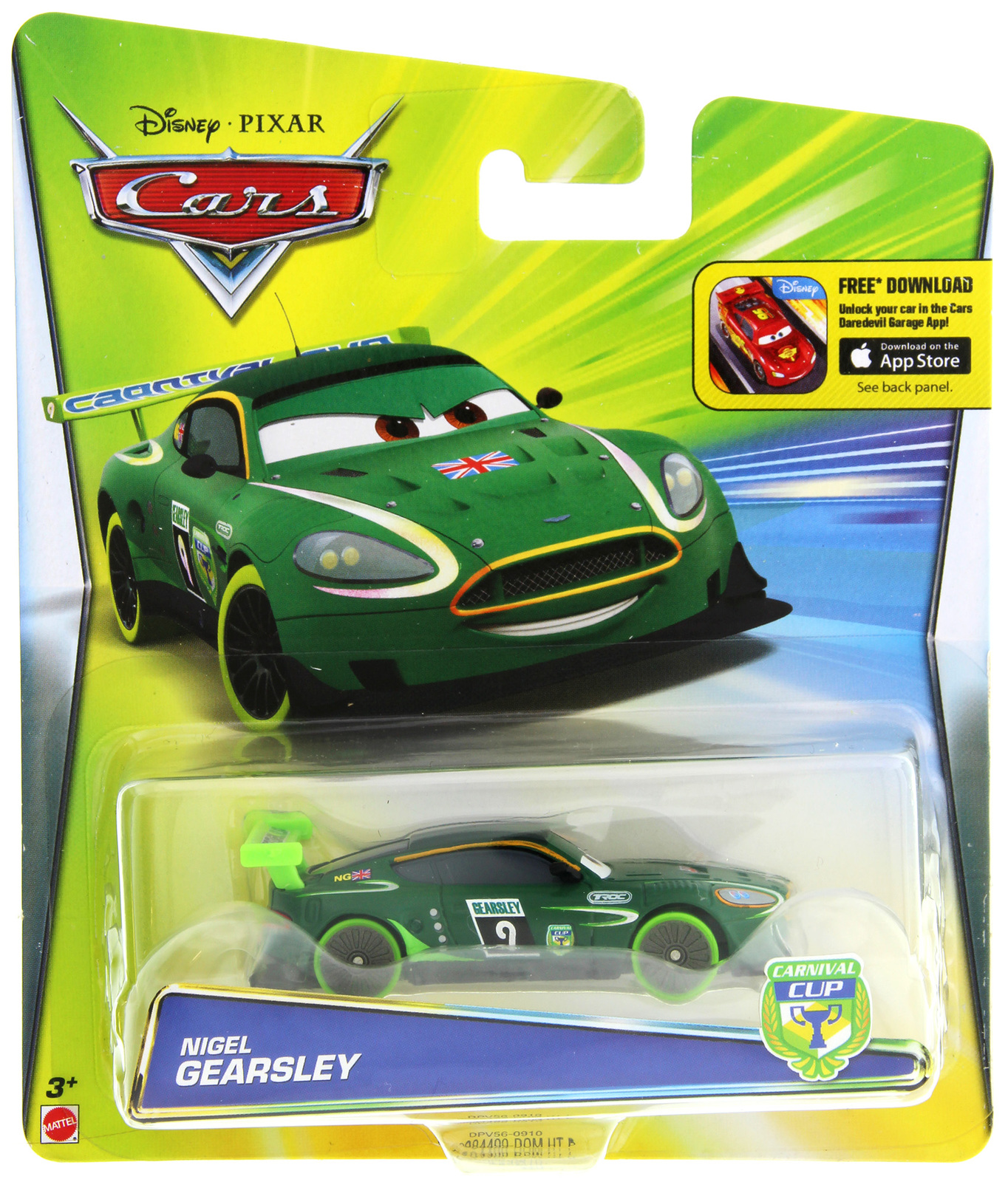 Cars  Nigel Gearsley