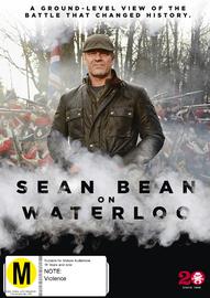 Sean Bean On Waterloo on DVD