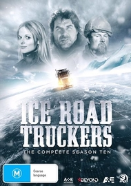 Ice Road Truckers - Season 10 on DVD