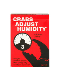 Crabs Adjust Humidity - Vol. Three