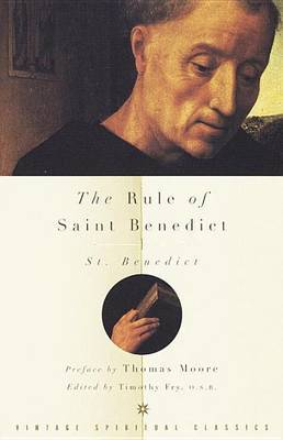 The Rule of St.Benedict by St.Benedict image