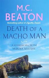 Death of a Macho Man by M.C. Beaton