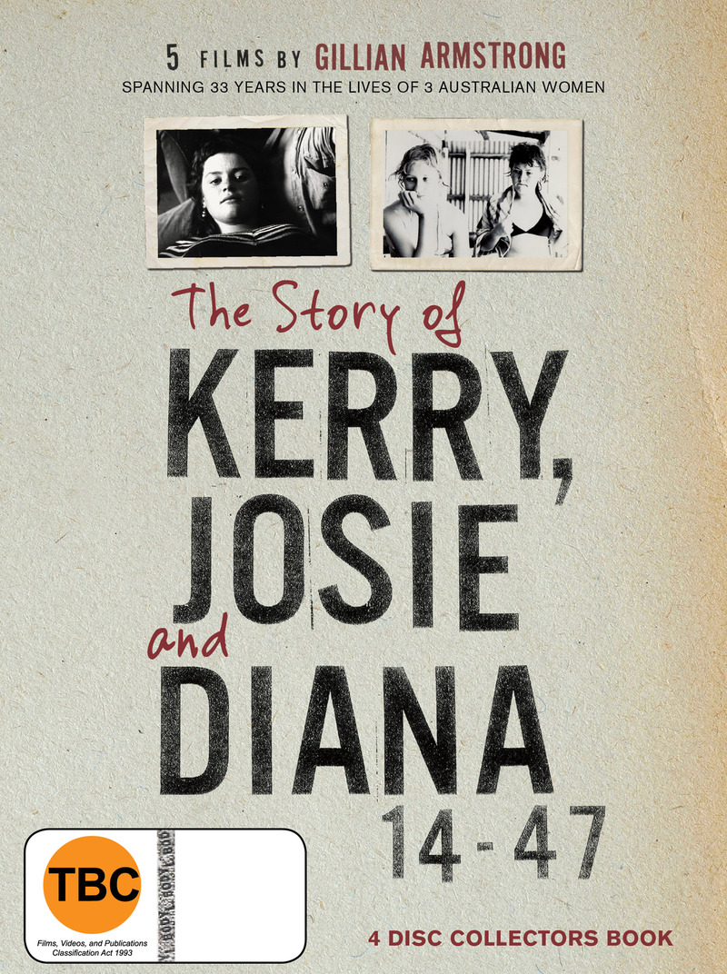 Gillian Armstrong: The Story of Kerry, Josie & Diana on DVD image