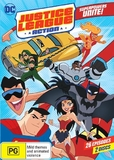 Justice League: Action - Season 1: Part 1 on DVD
