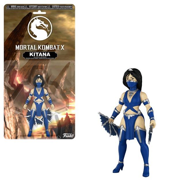 "Mortal Kombat: Kitana - 5"" Action Figure"
