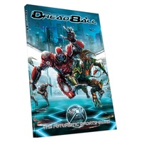Dreadball 2nd Edition Collector's Rulebook