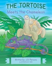 The Tortoise Meets the Chameleon by J.D. Parsons image