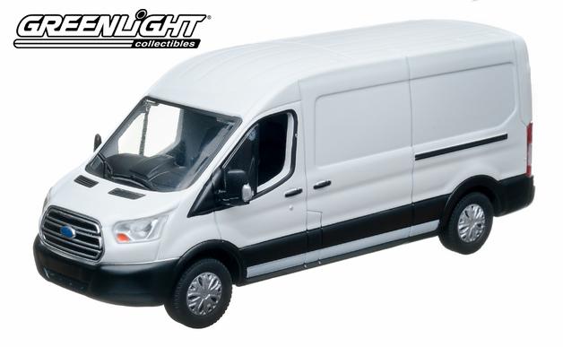1/43: 2015 Ford Transit (V363) - Diecast Model