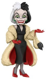 Disney - Cruella De Vil Rock Candy Vinyl Figure