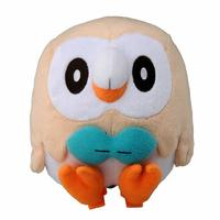 Rowlet on the Shoulder - Plush