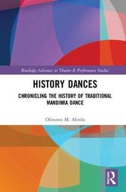 History Dances by Ofosuwa M Abiola image