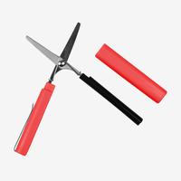 Legami: Pen Scissors - Red